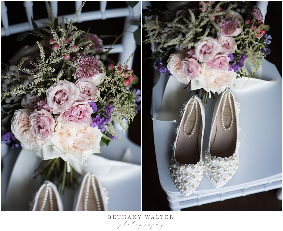 Plantation Oaks Wedding Bride's Details