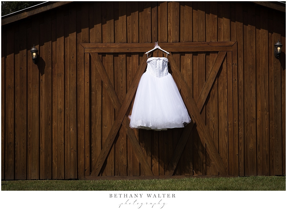 Plantation Oaks Wedding Bride's Dress