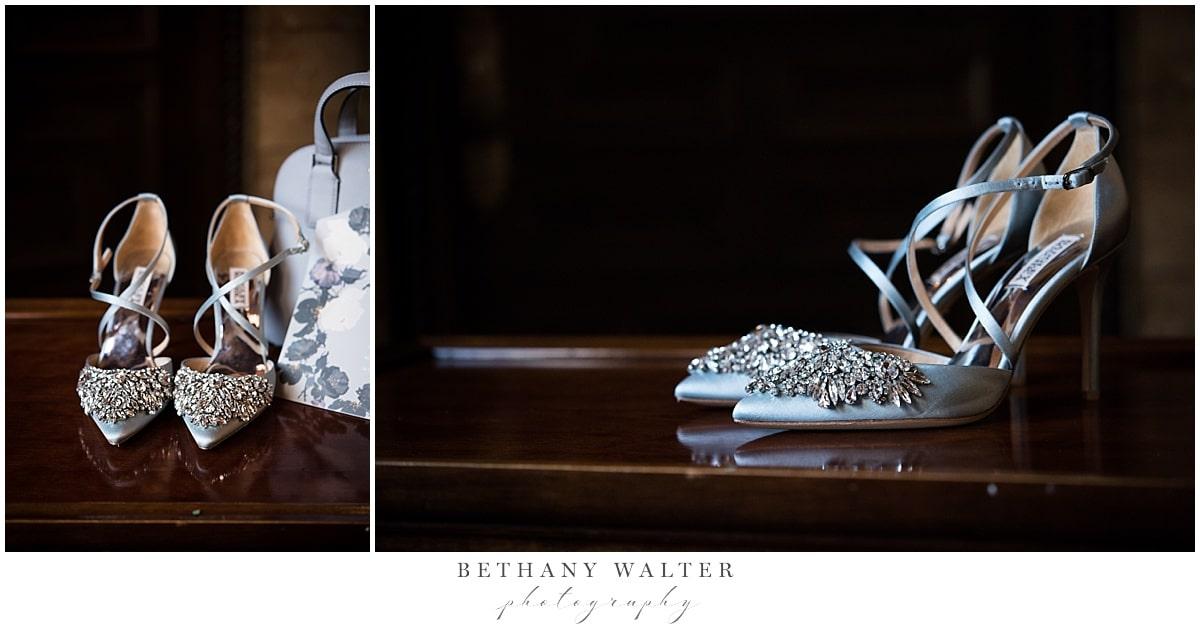 Brides Badly Mischka Shoes Treasury on the Plaza
